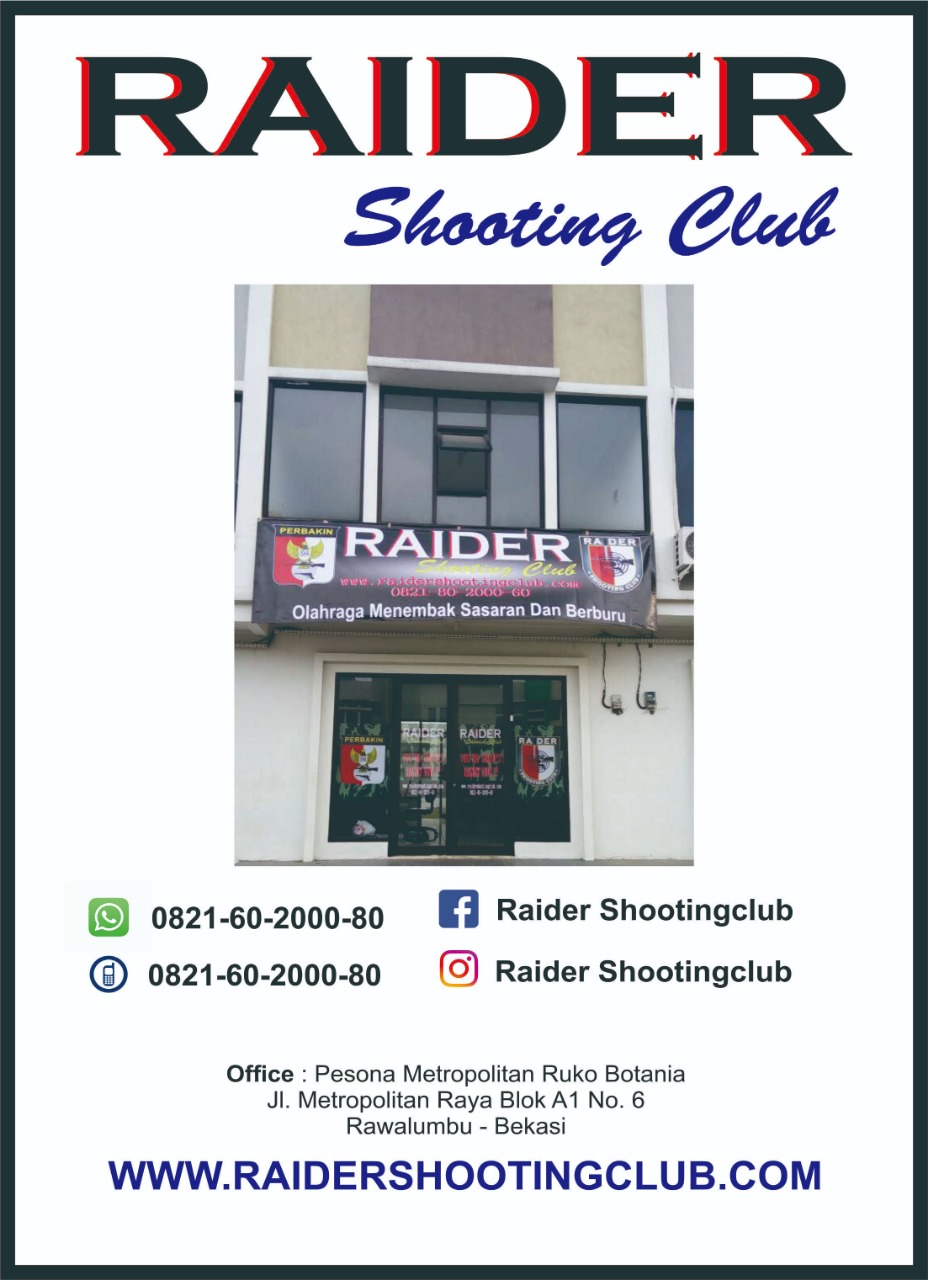 Location Raider Shooting Club