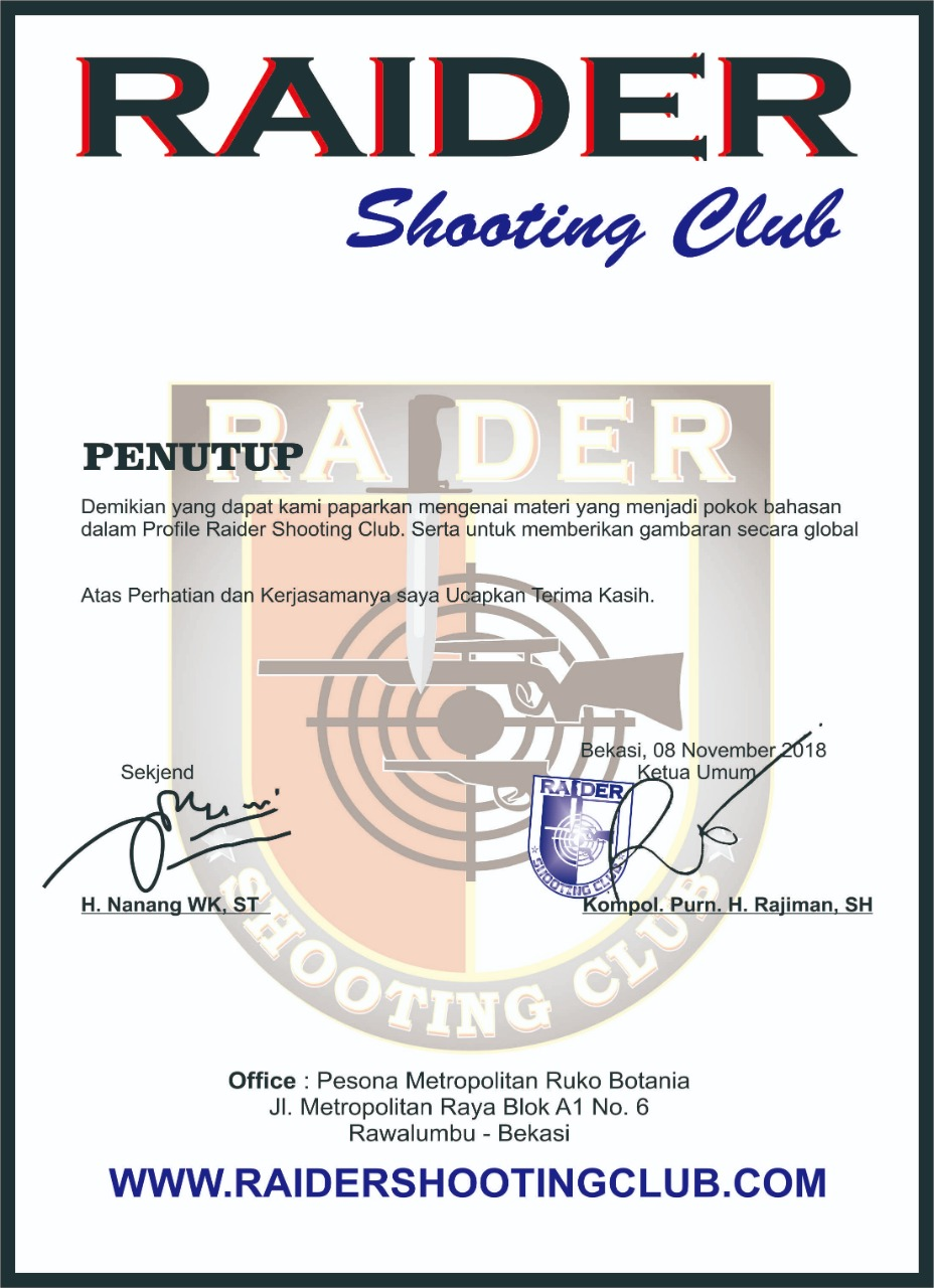 Salam Raider Shooting Club