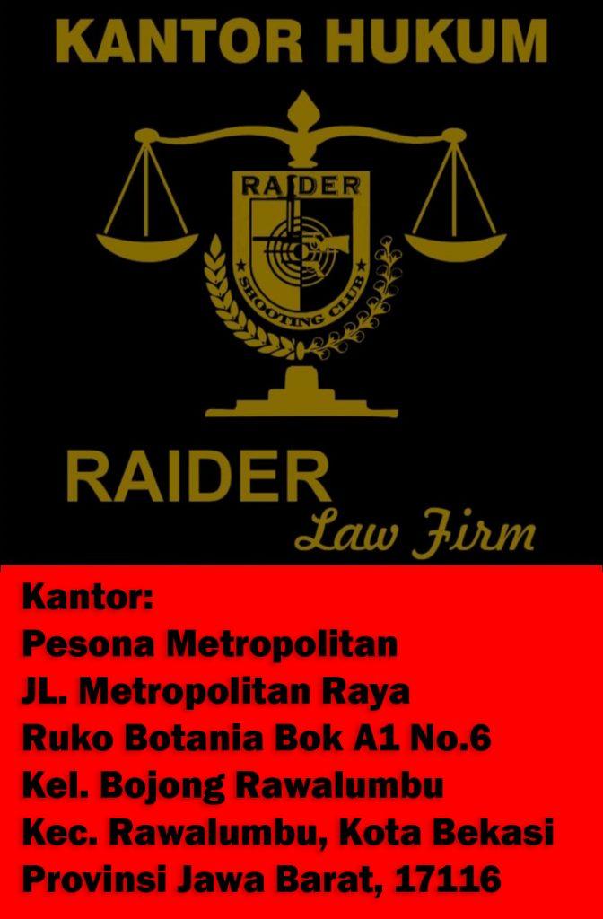 Kantor Hukum Raider Shooting Club